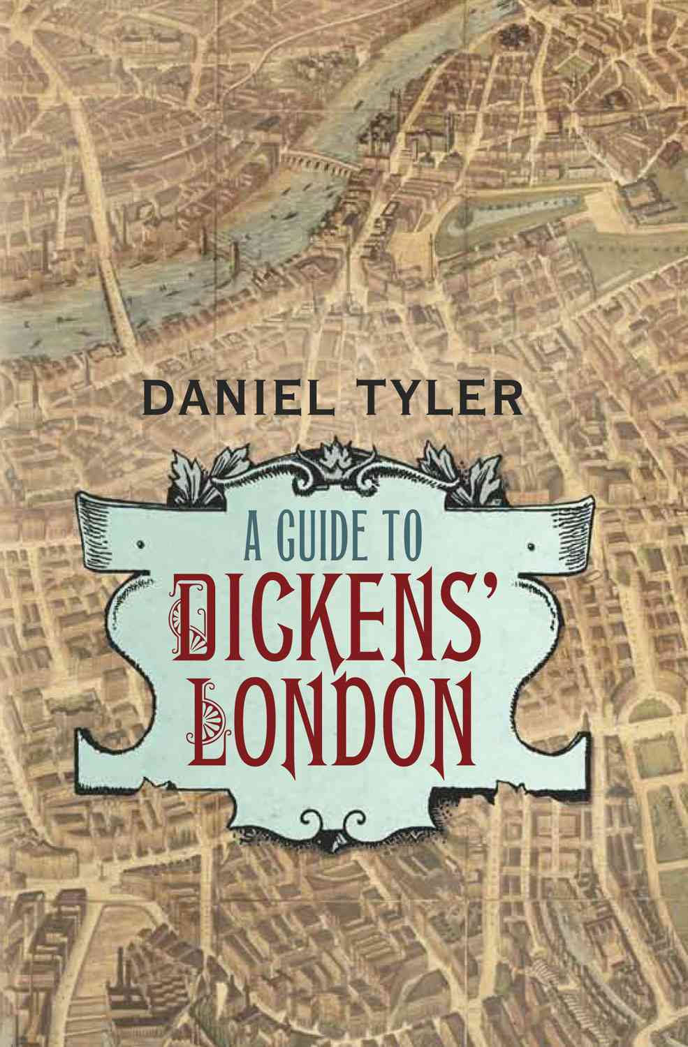 A Pocket Guide to Dickens' London By Tyler, Daniel